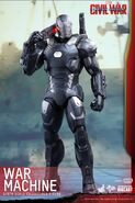 War Machine Civil War Hot Toys 2
