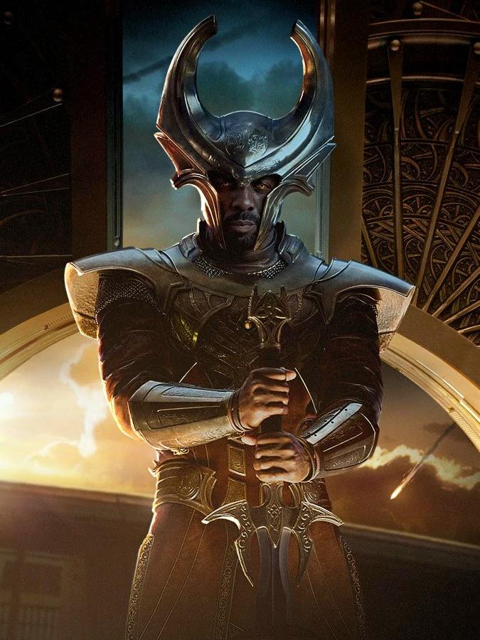 Heimdall | Marvel Cinematic Universe Wiki | Fandom powered ...