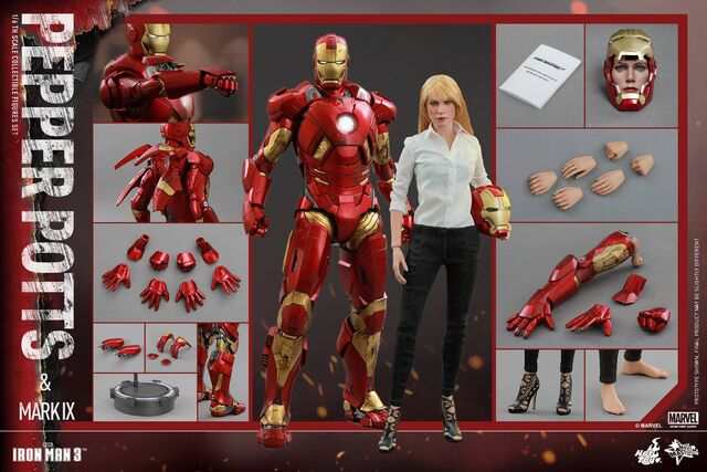 File:Iron Man Mark IX and Pepper Hot Toys 17.jpg