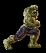 AoU Hulk Smash art