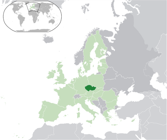 File:Map of Czech Republic.png