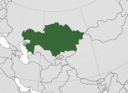 File:Map of Kazakhstan.png