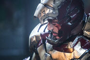 Tony Iron Man IM3
