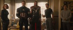 Hi! We're The Avengers