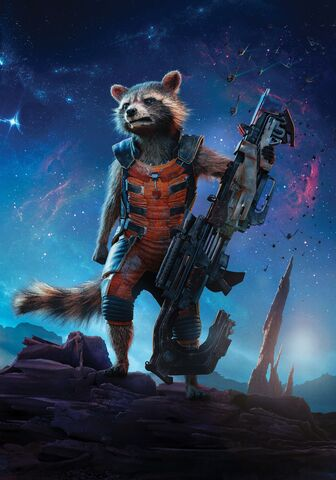 File:Textless Rocket GOTG Poster.jpg