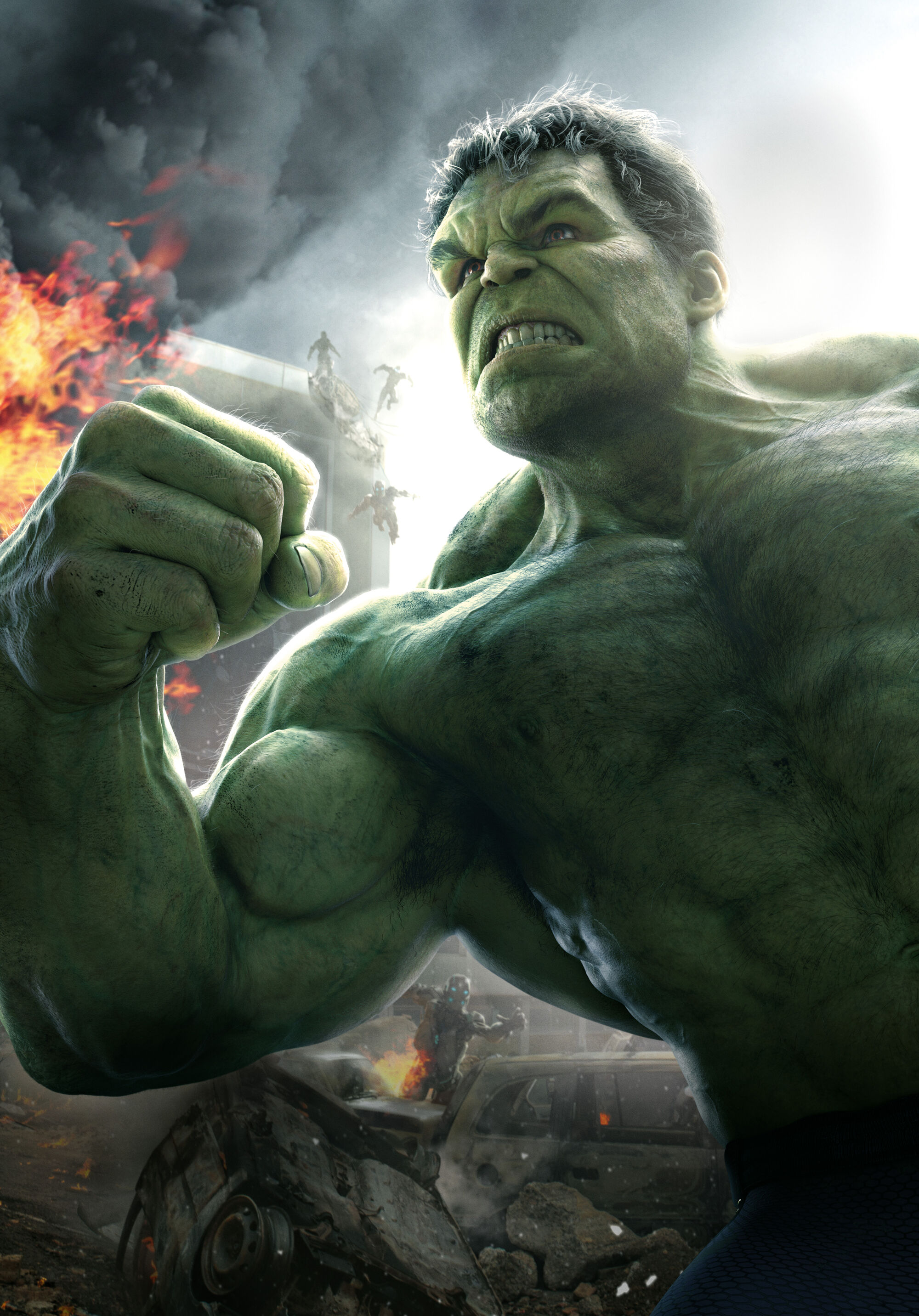 Hulk Bruce Banner Full Movie