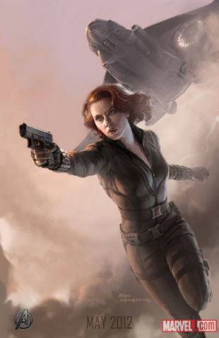 File:Avengers Poster - Black Widow.png