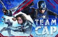 Hablemos de Marvel Team Cap