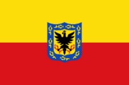 Flag of Bogotá