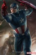 Captain America conceot