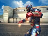 Iron Patriot game