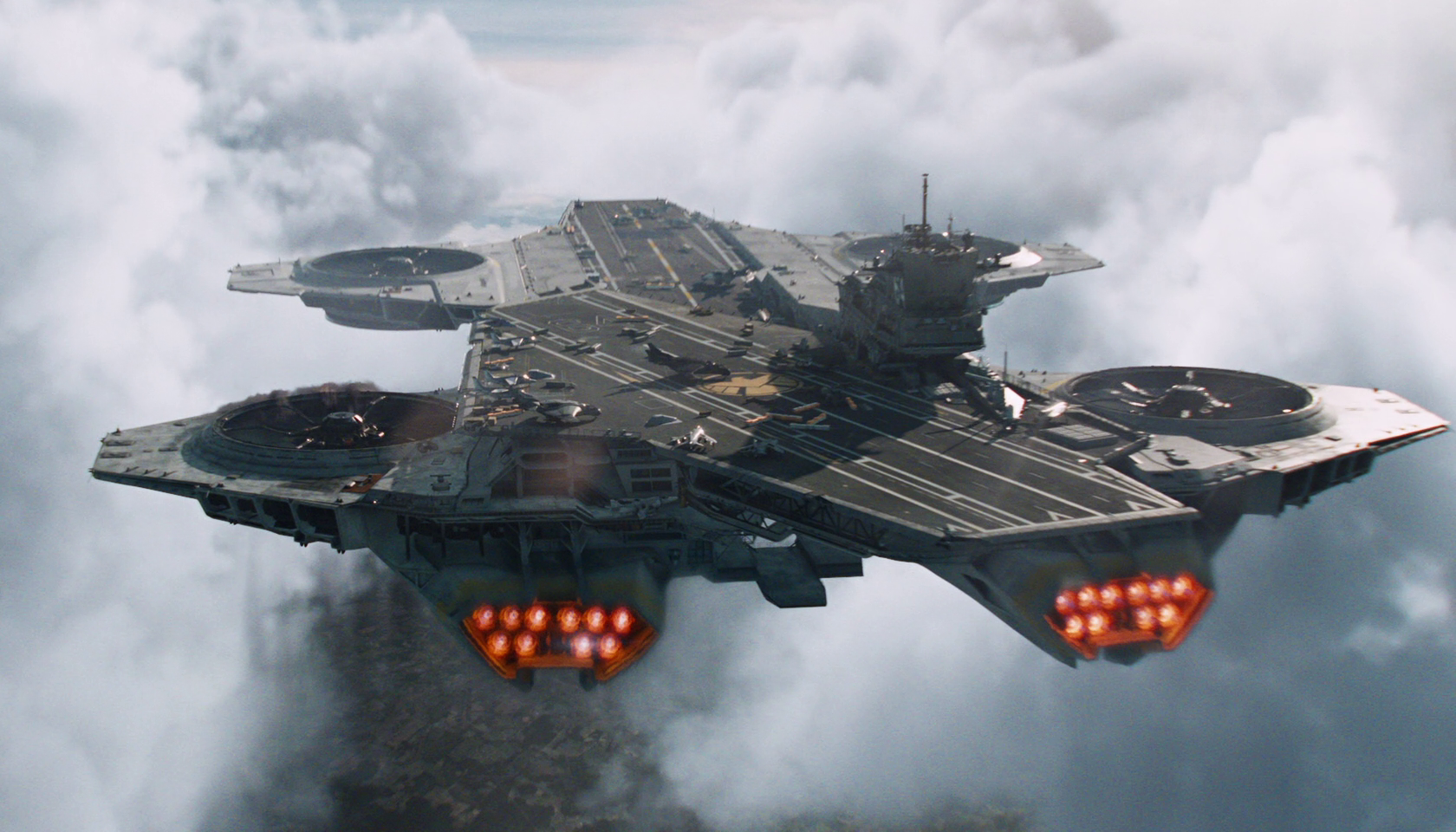 S.H.I.E.L.D. Helicarrier | Disney Wiki | Fandom powered by Wikia