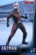 Ant-Man Civil War Hot Toys 6