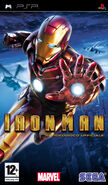 IronMan PSP IT cover