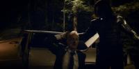 Assassination of Howard and Maria Stark