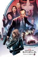 Agents of SHIELD Season 3 Poster SDCC