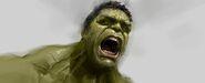 Hulk Concept Art AoU