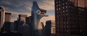 Avengers Tower AoU