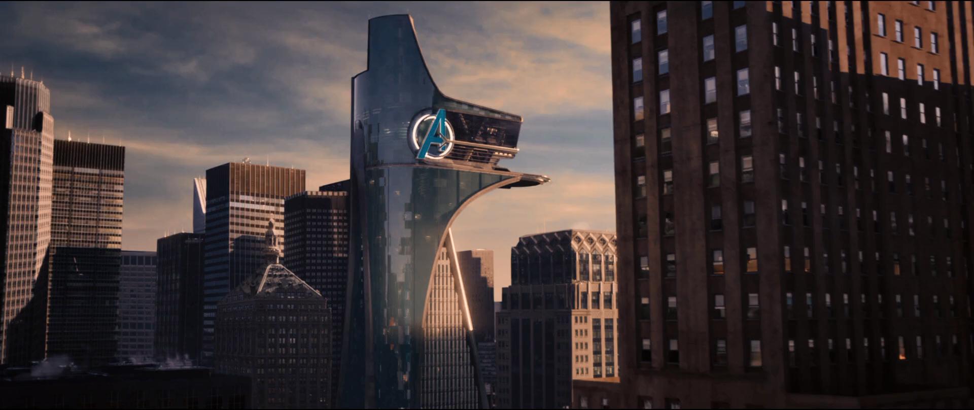 Avengers Tower Marvel Cinematic Universe Wiki Fandom