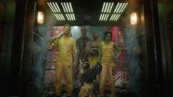 Guardians Set