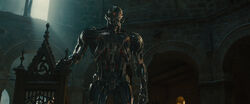 Ultron to the throne