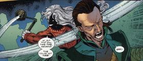 Loki vs Malekith 2