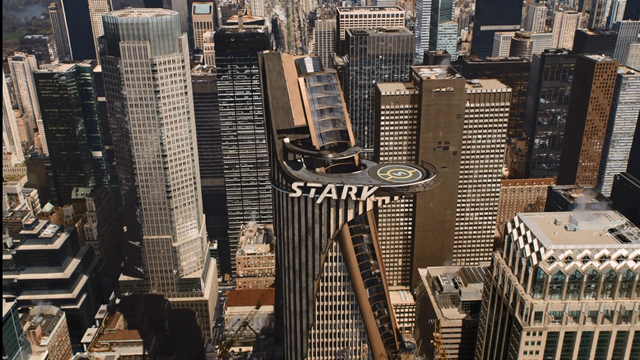 Image - Stark T... Oscorp Tower In Iron Man 3