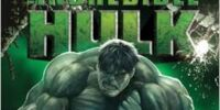 The Incredible Hulk: Movie Sticker Book