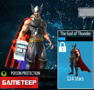 The God of Thunder Armor