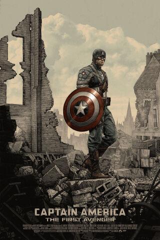 File:Captain America The First Avengers Mondo poster 1.jpg