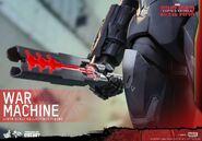 War Machine Civil War Hot Toys 12