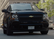 Nick Fury's SUV