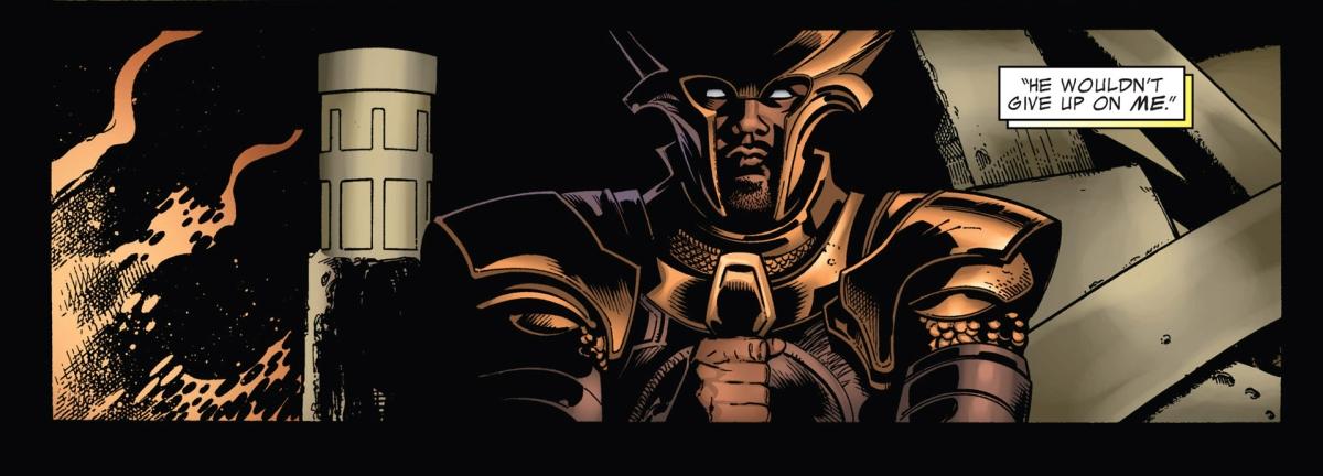 Marvel Heimdall