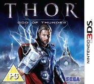 Thor 3DS UK cover