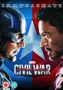 Dvd civil war poster