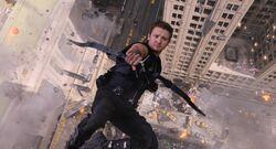 Hawkeye falls
