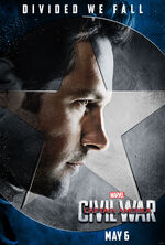 Divided We Fall Ant-Man poster
