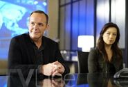Coulson and May S4