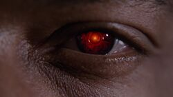 Deathlok Eye Implant