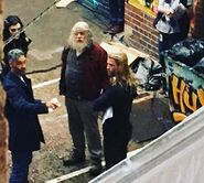 Thor Ragnarok set photo 3