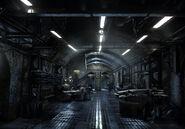 AOU Weapon Storage Facility