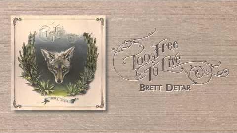 """Brett Detar """"Broken Hymn"""""""