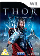 Thor Wii UK cover