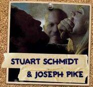 Card27-Stuart Schmidt and Joseph Pike