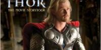 Thor: Movie Storybook
