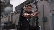 Hawkeye Arrow Stance