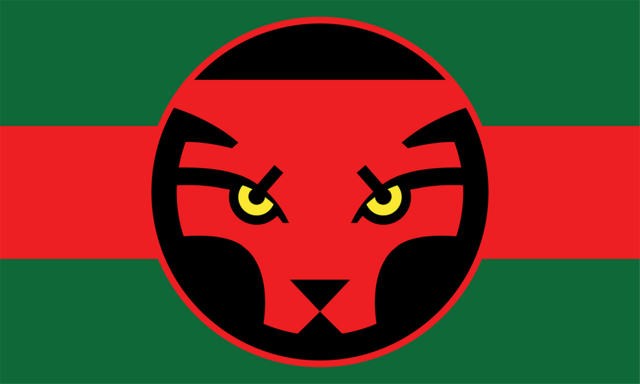 File:Flag of Wakanda.png