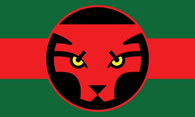 File:Flag of Wakanda.png
