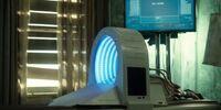 Theta Brain-Wave Frequency Machine