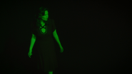 Neon Green Peggy Carter (2x09)
